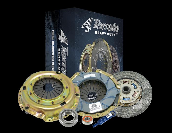 4THD Clutch Kit