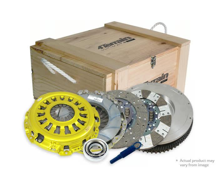 4TU Clutch Kit Inc SMF