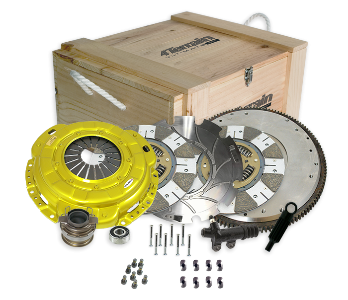 4T Twin Disc Clutch Kit