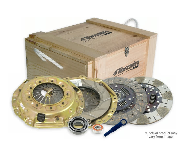 4TU Clutch Kit Suit SMF