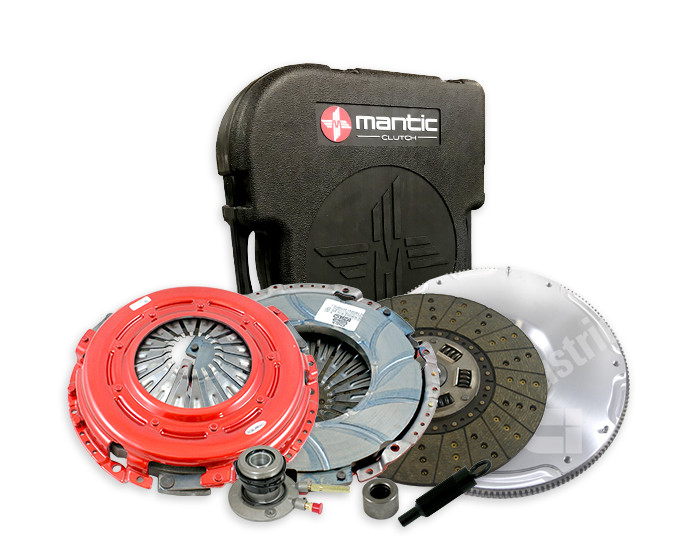 Stage 1 Clutch Kit Inc SMF & CSC